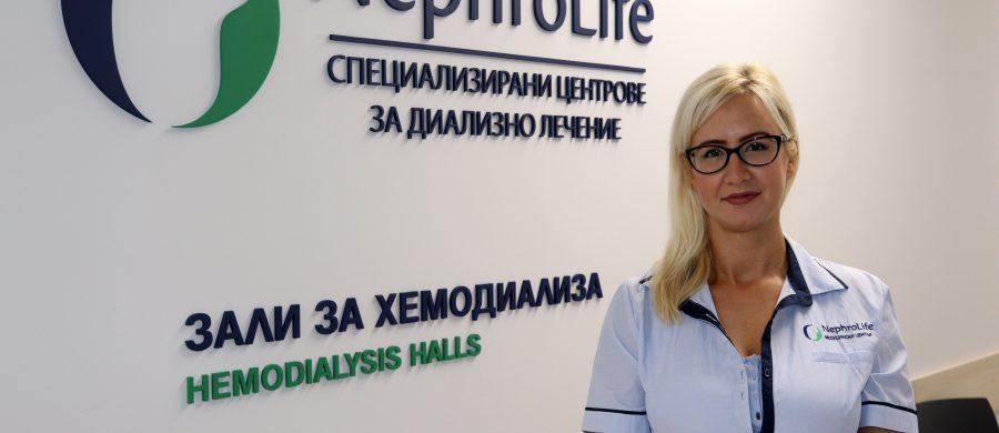 nephrolife диализа
